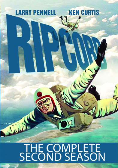 Ripcord: The Complete Series (Seasons 1 & 2) - 10 DVD Collector's Edition 887936831904