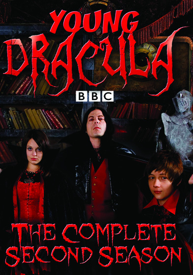 Young Dracula - The BBC Series: Complete Seasons 1, 2, 3, 4 (54 Episodes) - 12 DVD Collection 887936978043