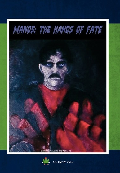 Manos: The Hands Of Fate  887936979941