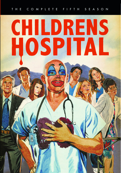 Childrens Hospital: The Complete Fifth Season  888574012120