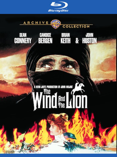 Wind And The Lion, The [Blu-ray] 888574015527