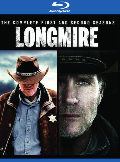 Longmire S1 & S2 [Blu-ray] 888574051051