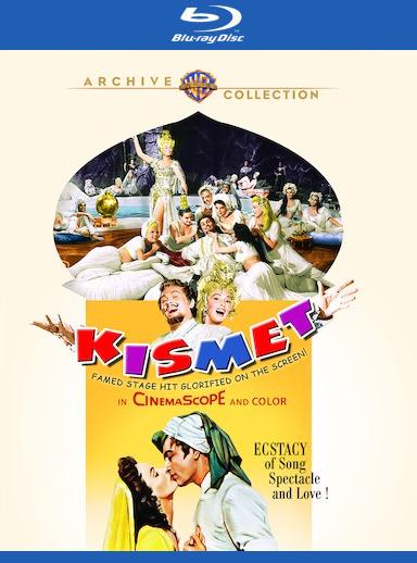 Kismet [Blu-ray] 888574054847