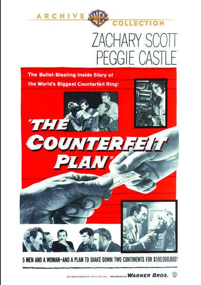 Counterfeit Plan, The 888574055028