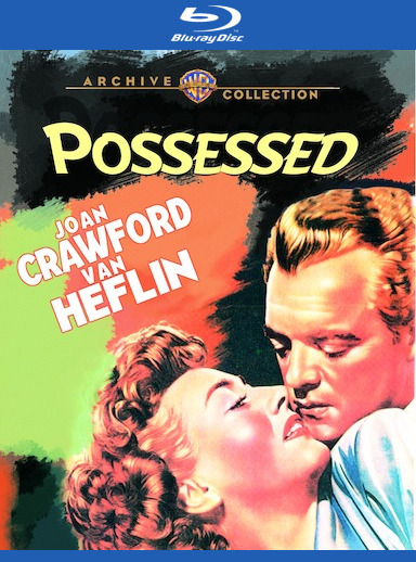 Possessed (1947) [Blu-ray] 888574055714