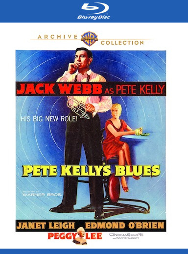 Pete Kelly's Blues  [Blu-ray] 888574055721