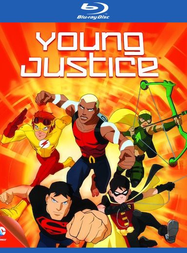Young Justice: The Complete First Season [Blu-ray] 888574079642
