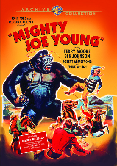 Mighty Joe Young 888574106522