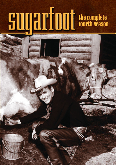 Sugarfoot: The Complete Fourth Season (MOD) 888574113179