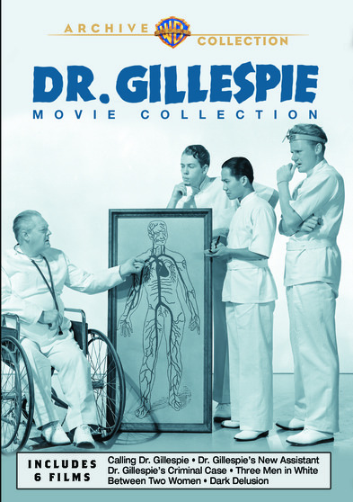 Dr. Gillespie Film Collection  888574122782
