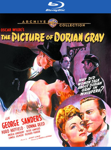 The Picture of Dorian Gray [Blu-ray] 888574123192