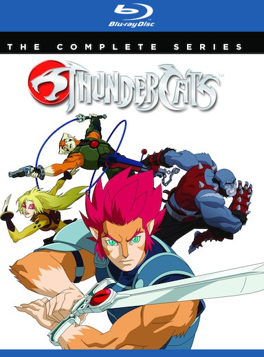 ThunderCats: The Complete Series [Blu-ray] 888574125202