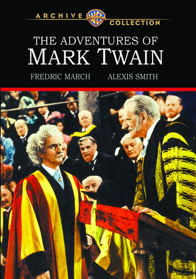 The Adventures of Mark Twain  888574125745