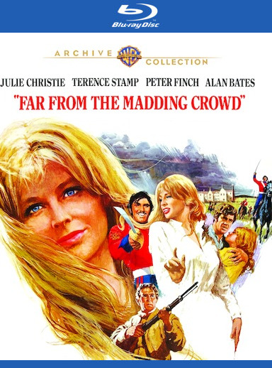 Far From The Madding Crowd [Blu-ray] 888574131869