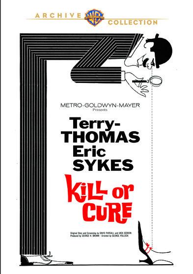 Kill or Cure  888574141912