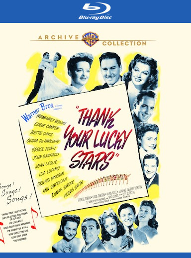 Thank Your Lucky Stars [Blu-ray] 888574150020