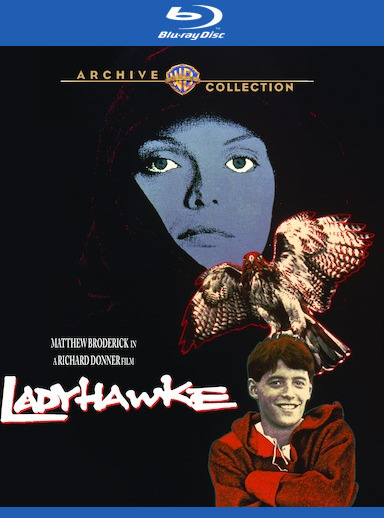 Ladyhawke [Blu-ray] 888574280314