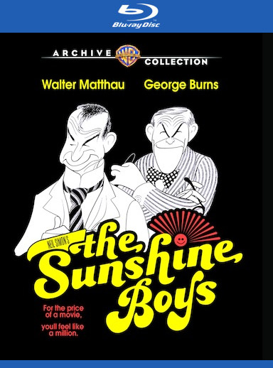 Sunshine Boys, The [Blu-ray] 888574284954