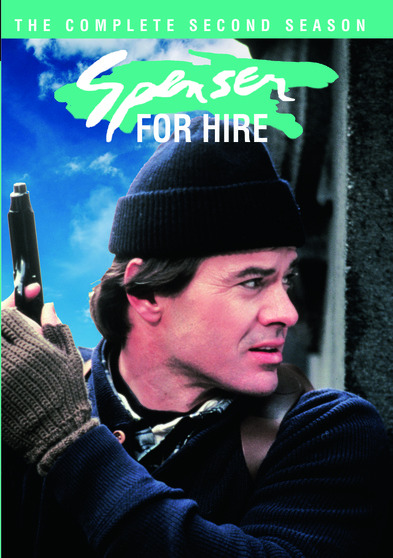 Spenser For Hire: The Complete Second Season  888574286217