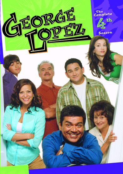 The George Lopez Show: The Complete Fourth Season  888574313180
