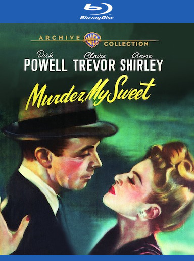 Murder, My Sweet [Blu-ray] 888574319816