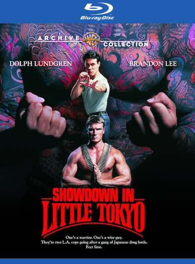 Showdown in Little Tokyo [Blu-ray] 888574320027