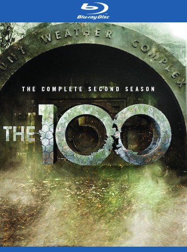 The 100: The Complete Second Season  [Blu-ray] 888574344009