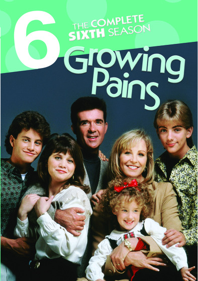 Growing Pains: The Complete Sixth Season  888574344016