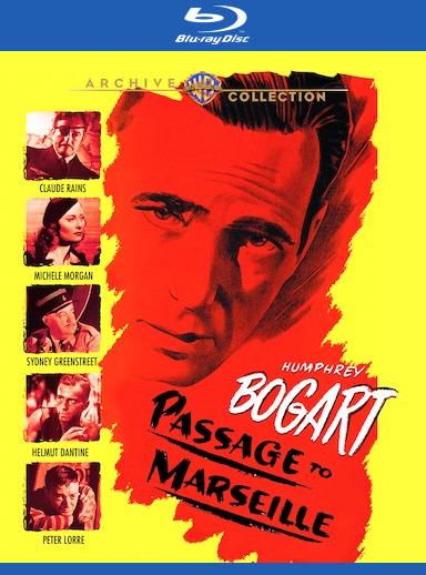 Passage to Marseille [Blu-ray] 888574347536