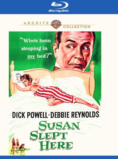 Susan Slept Here [Blu-ray] 888574353490
