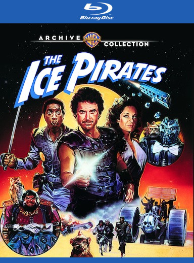 Ice Pirates [Blu-ray] 888574367503