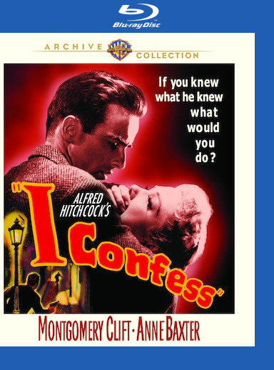 I Confess  [Blu-ray] 888574367893