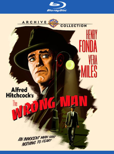 The Wrong Man [Blu-ray] 888574369224