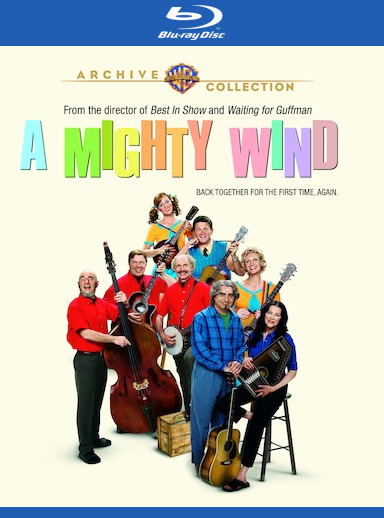 A Mighty Wind  [Blu-ray] 888574373870