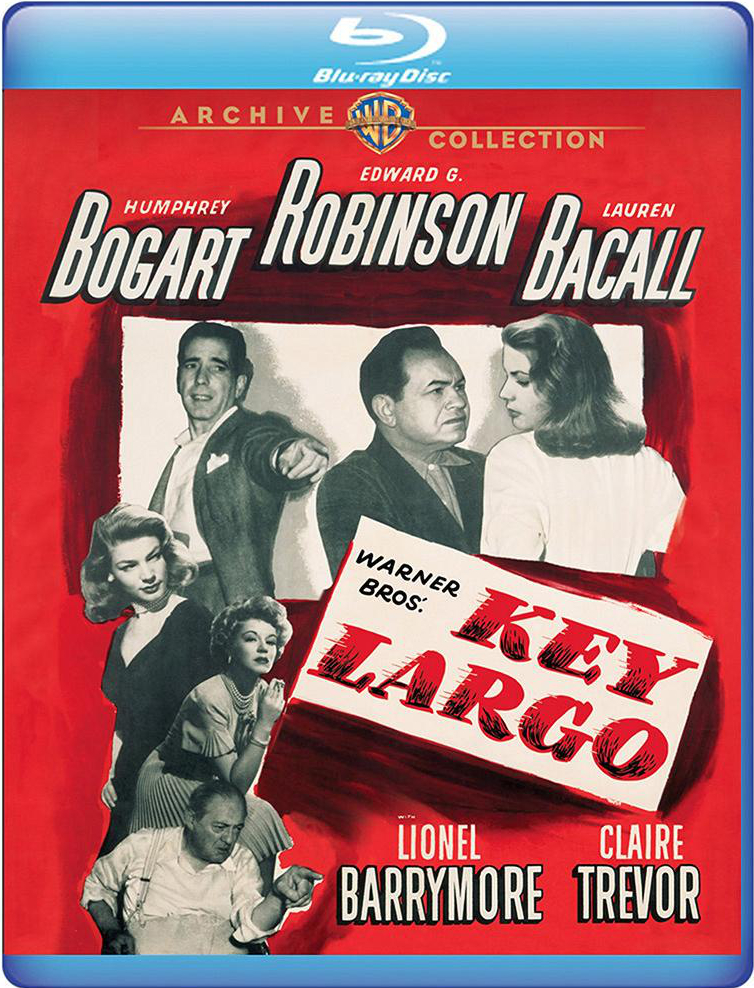 Key Largo [Blu-ray] 888574379445