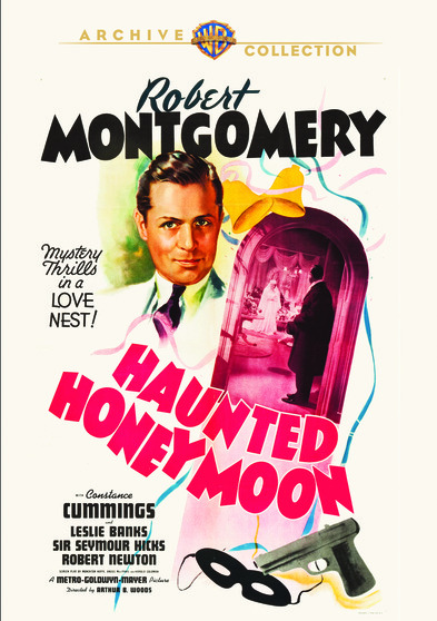 Haunted Honeymoon 888574394042