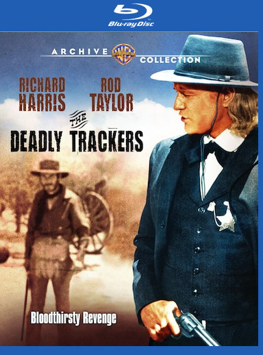 Deadly Trackers, The [Blu-ray] 888574396008