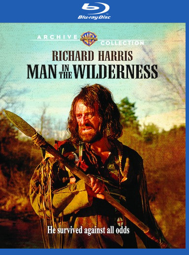 Man in the Wilderness [Blu-ray] 888574396015