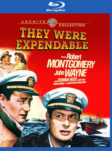 They Were Expendable [Blu-ray] 888574396046