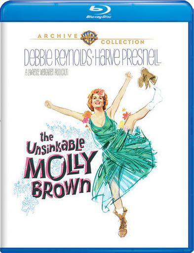 Unsinkable Molly Brown, The [Blu-ray] 888574396220