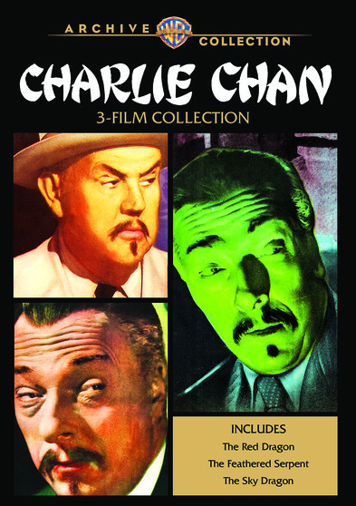 Charlie Chan 3-Film Collection 888574406301