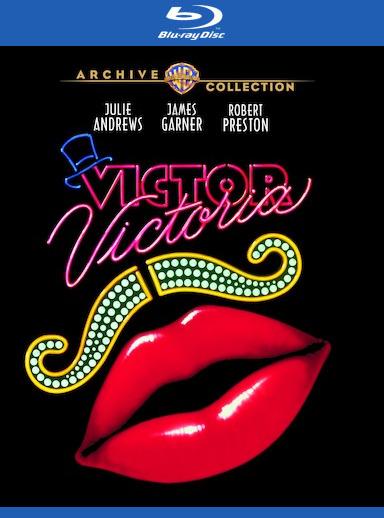 Victor/Victoria [Blu-ray] 888574407728