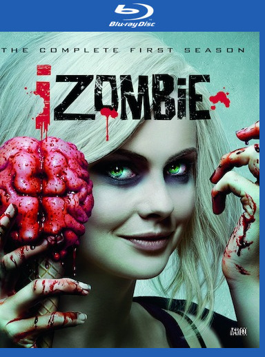 iZombie: The Complete First Season [Blu-ray] 888574415938