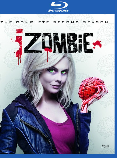 iZombie: The Complete Second Season  [Blu-ray] 888574415945