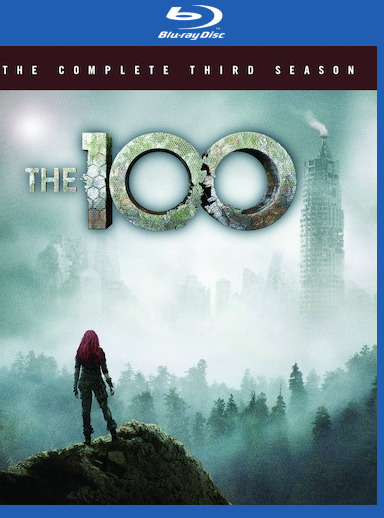 100, The: The Complete Third Season [Blu-ray] 888574416799