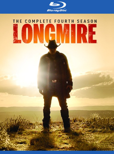 Longmire: The Complete Fourth Season  [Blu-ray] 888574416805