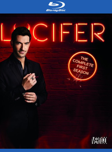 Lucifer: The Complete First Season  [Blu-ray] 888574420741