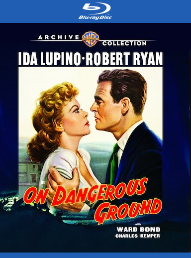 On Dangerous Ground  [Blu-ray] 888574441098