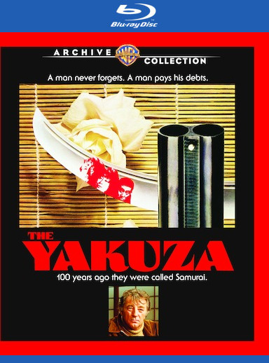 Yakuza, The [Blu-ray] 888574441142
