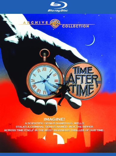 Time After Time [Blu-ray] 888574444235